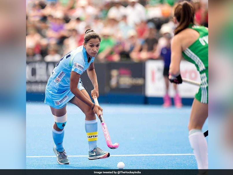 India vs Ireland, Womens Hockey World Cup Highlights: India Lose 0-1 To Ireland In Their Pool B Match