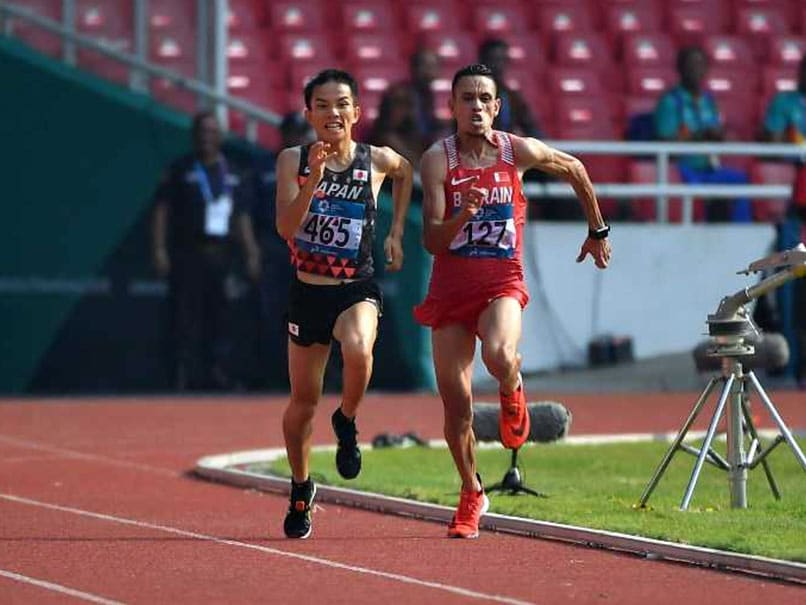 Oh No! Asian Games Marathon Pushing Rival Controversy