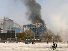Hours-Long Battle Ends In Kabul, Terrorists Killed