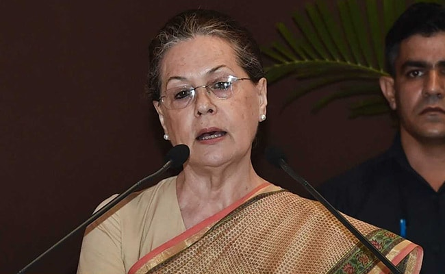 Sonia Gandhi's National Advisory Council Was For Supporting Naxalism: BJP