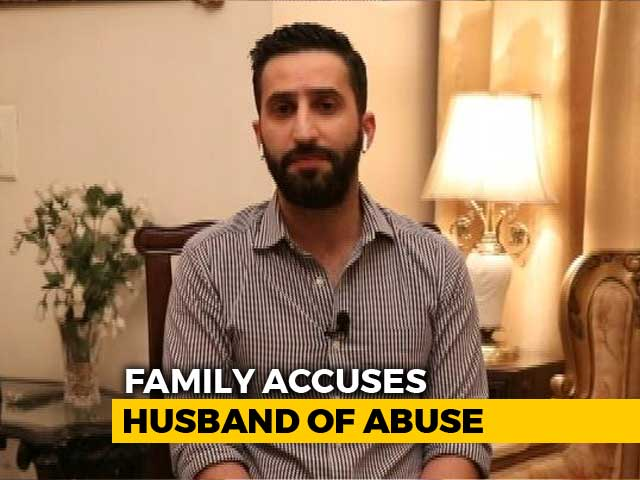 """Video : """"Murder Not Suicide,"""" Says Delhi Air Hostess Anissia Batra's Brother"""