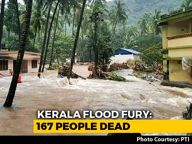 Video : 167 Dead In Kerala Floods, PM Modi To Review Relief Ops