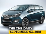 Video : Mahindra Marazzo Launched, Fortuner and Innova Updates, New appointments at Royal Enfield