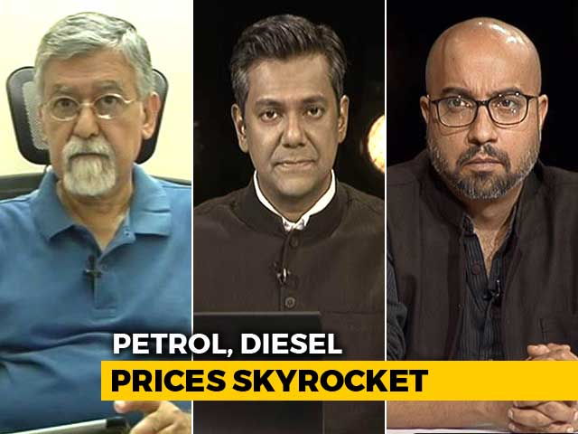 Video : Fuel Prices On Fire: Time For Government To Share The Burden?