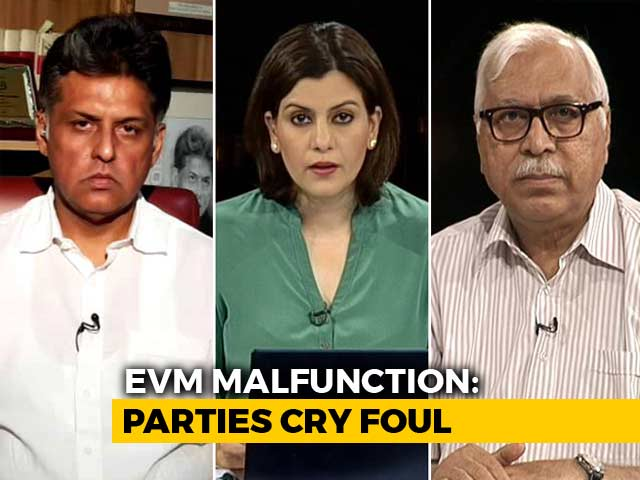 Video : High-Stakes Bypolls: Malfunctioning EVMs Cast A Shadow?