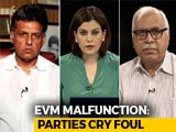 Video: High-Stakes Bypolls: Malfunctioning EVMs Cast A Shadow?