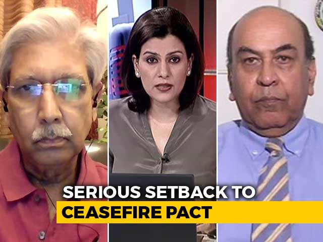 Video : Another Betrayal Of Ceasefire By Pakistan