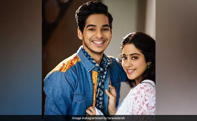 Dhadak Box Office Collection Day 2 Janhvi Kapoor And Ishaan
