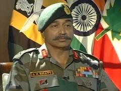 Infiltration Attempts Every Night For A Month Now: Army's Kashmir Commander