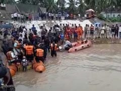 6 Girls, Woman Still Missing After Andhra Boat Capsize, Rescue Ops On