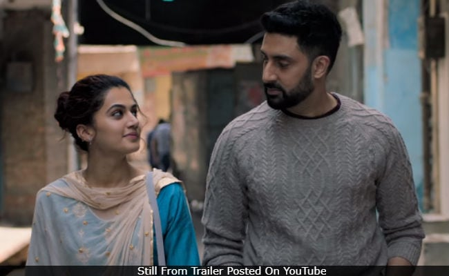 Manmarziyaan Trailer: Abhishek Bachchan Loves Taapsee Pannu Loves Vicky Kaushal