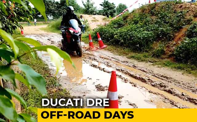 Ducati Riding Experience: Off-Road Days
