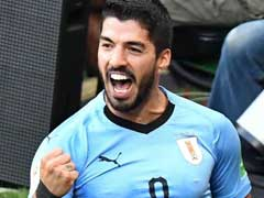 Luis Suarez Winner Sends Uruguay Into Last 16 With Hosts Russia