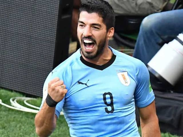 World Cup 2018: Luis Suarez Winner Sends Uruguay Into Last 16 With Hosts Russia