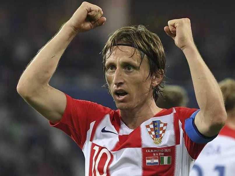 Euro 2020: Luka Modric To Lead Croatias 26-Man Squad At Showpiece Event