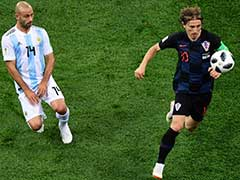 World Cup 2018, Argentina vs Croatia Highlights: Perfect Croatia Stun Argentina 3-0 In Group D Clash