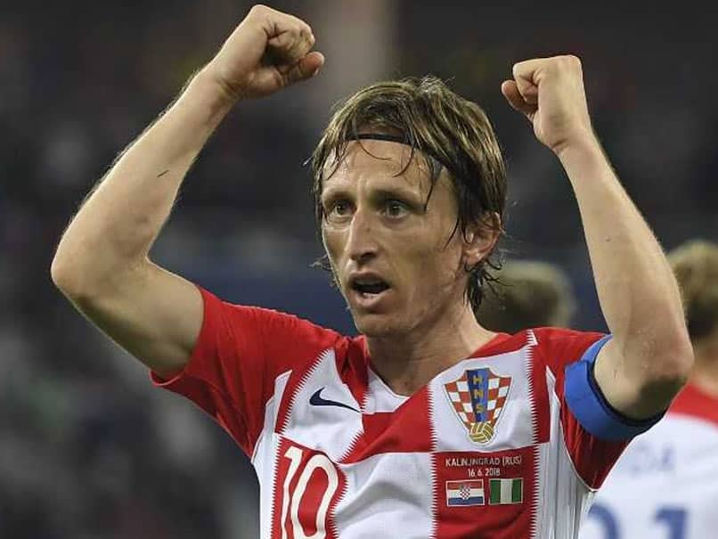 World Cup: Luka Modric Scores As Croatia Beat Nigeria 2-0