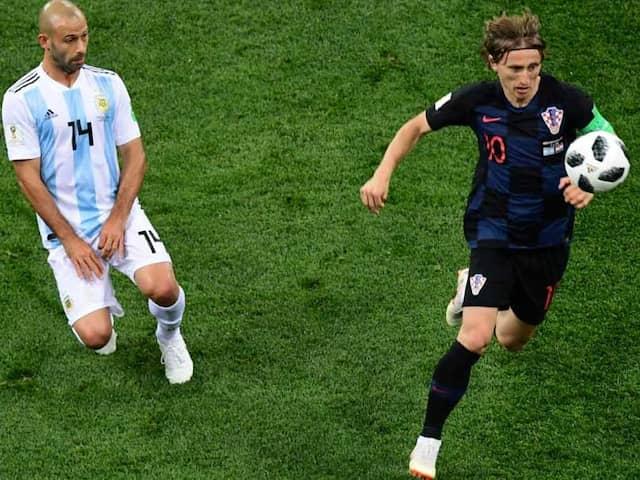 World Cup 2018, Argentina vs Croatia Highlights: Perfect Croatia Stun Argentina 3-0 In Group D Clash