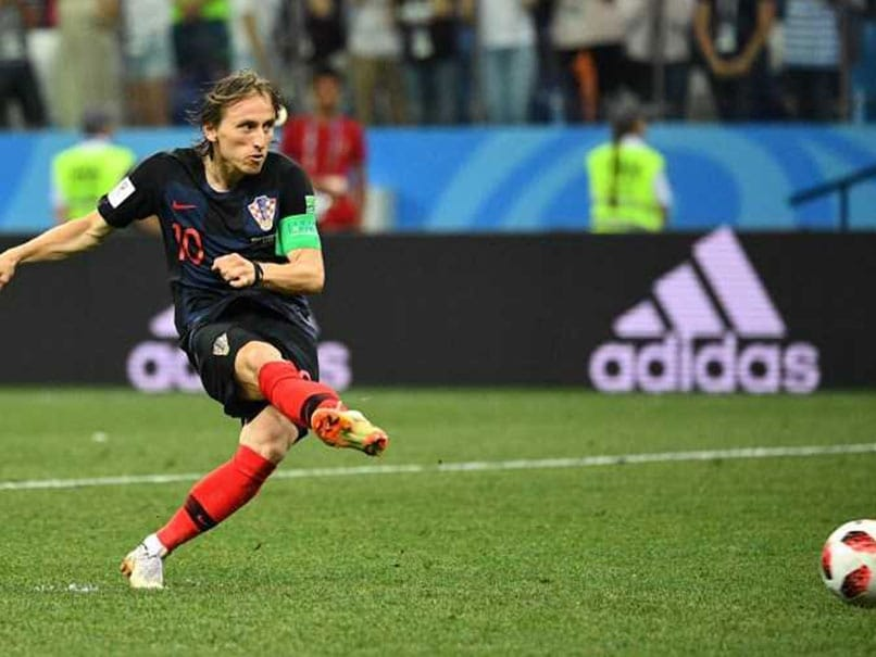 World Cup 2018: Luka Modric Finds Penalty Redemption In Shootout Drama