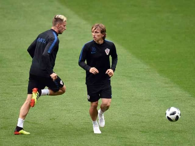 2018 World Cup: Croatia Cut One Player As They Name Final Squad