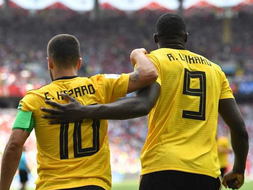 World Cup 2018: Romelu Lukaku, Eden Hazard Power Belgium Past Tunisia