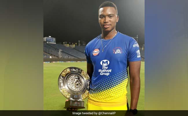 IPL 2018: चेन्नई सुपरकिंग्स के लुंगी एंगिडी ने इस मामले में की आशीष नेहरा की बराबरी…