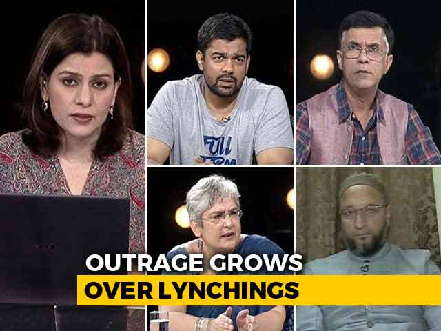 Video : Is There Political Will To Act Against Mob Violence?