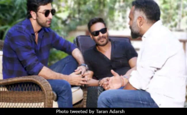 An Update About Ranbir Kapoor And Ajay Devgn's Next Film