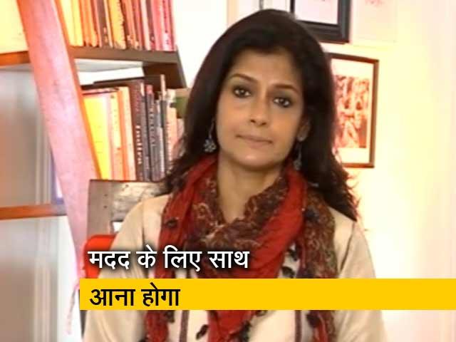 Video : क्यों हो रहें हैं ऐसे हादसे इस समझने की जरूरत है: नंदिता दास