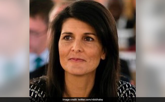 Nikki Haley Rips Open UN Security Council Veil Of Secrecy