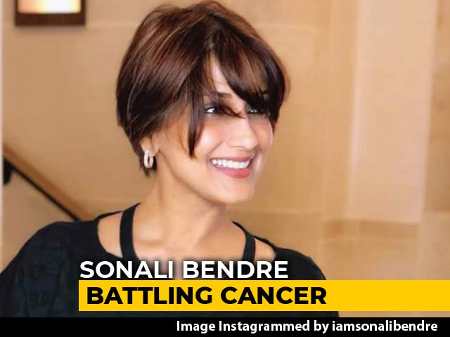 Video : Sonali Bendre, Battling Cancer, Says She's 'Not Alone' In New Post