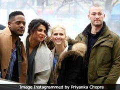 Priyanka Chopra Gets Emotional As She Bids Adieu To <i>Quantico</i>