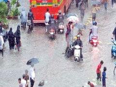 Traffic Crawls? Yes. Boats On Roads? Check. Mumbai Rain Rages On