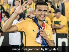 Record Scorer Tim Cahill Retires From Australia Duty