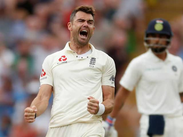 India vs England: James Anderson Could Play For Three Or Four More Years, Says Coach Trevor Bayliss