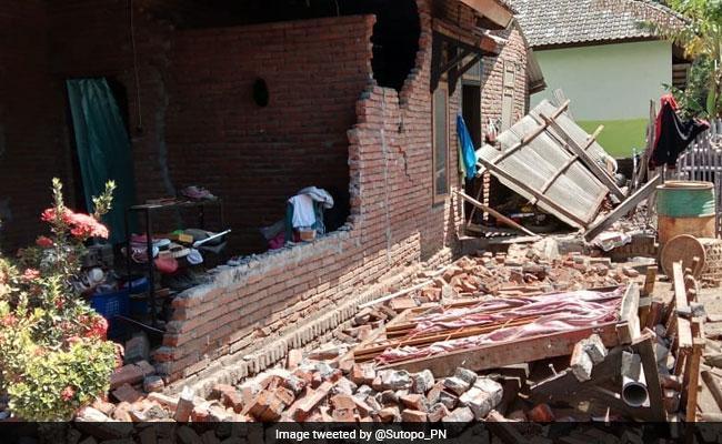 इंडोनेशिया में भूकंप से 5 की मौत, जुलाई से अब तक 465 लोगों की जा चुकी हैं जान