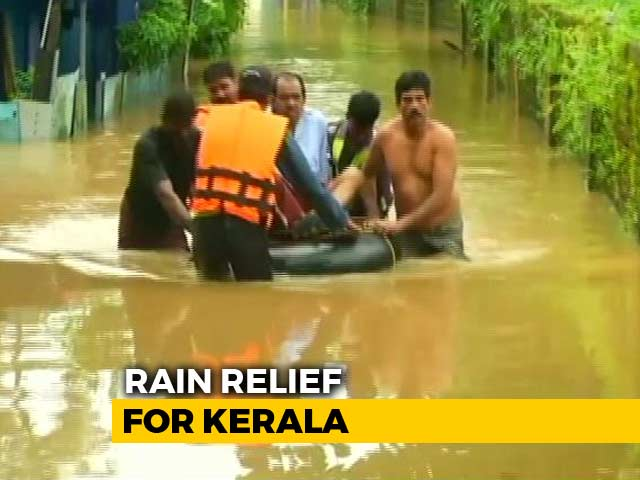 Video : Kerala Rain Eases, Kochi Navy Base To Open To Passenger Planes