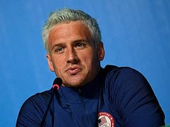 Olympic Swimmer Ryan Lochte Reportedly Seeks Treatment For Alcohol Addiction