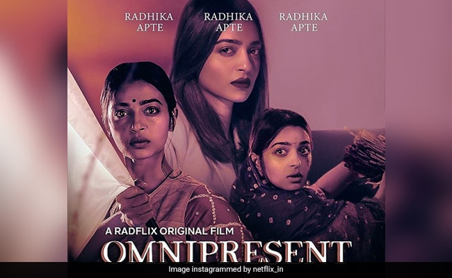 Sorry Trolls, Netflix Confirms Radhika Apte Is 'Omnipresent'. Deal With It