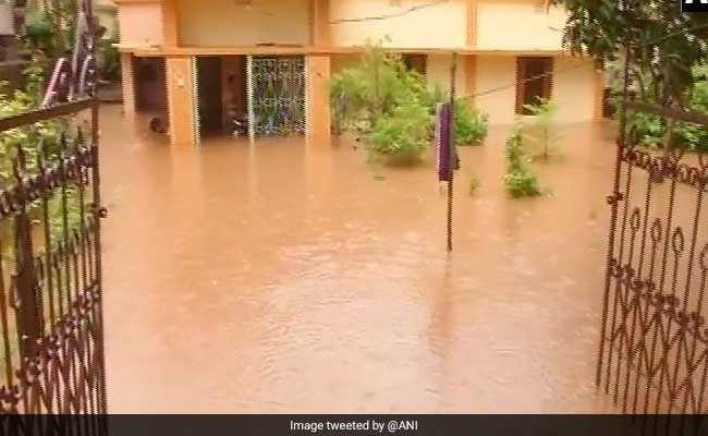 Heavy Rain Batters Parts Of Odisha, Creates Flood-Like Situation In 2 Districts