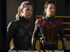 <I>Ant-Man And The Wasp</I> Box Office Collection Day 2: The Marvel Film Earns Rs 16.02 Crore