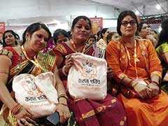 मध्यप्रदेश में 'कमल शक्ति' के नाम से महिलाओं की फौज तैयार कर रही बीजेपी