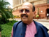 "Video : ""Would Prefer Modi And Yogi Over Mayawati-Akhilesh Yadav"": Amar Singh"