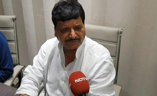 We Are Socialists, No Question Of Alliance With BJP: Shivpal Yadav