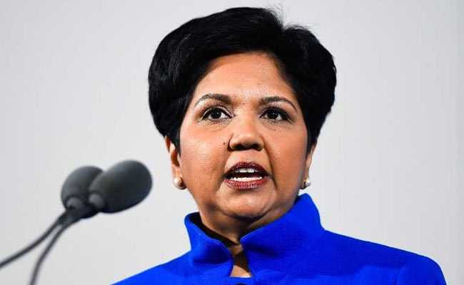 Indra Nooyi Broke Glass Ceiling In Corporate America, Inspired Millions