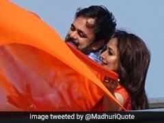 माधुरी दीक्षित का ये एक्टर बोला, 'मराठी फिल्म में सलमान या शाहरुख नहीं बल्कि...'