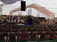 मंदसौर में राहुल गांधी की रैली, चुनावी सियासत के केंद्र में किसान