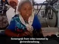 Twitter Wowed By This Incredible Elderly Typist, Virender Sehwag Included