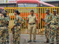 Thane Police Probe Complaint About Weapon-Training Camp At School