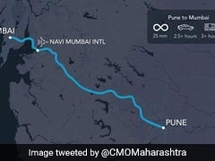 Maharashtra Exploring Hyperloop To Reduce Mumbai-Pune Trip To 25 Minutes